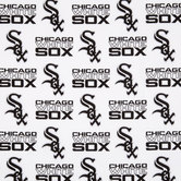 MLB Chicago White Sox Cotton Fabric